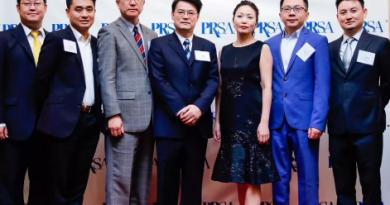 世界华文大众传播媒体协会常务副主席刘江出席美国公共关系协会理事会议