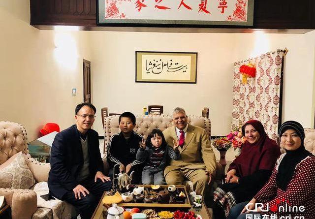 巴基斯坦父子两代学者的中国情