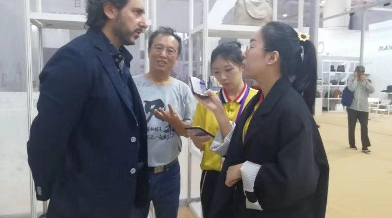 意大利FRANCO GIAZZI创意总监Mr. Fabio Sopranzetti的中国情结