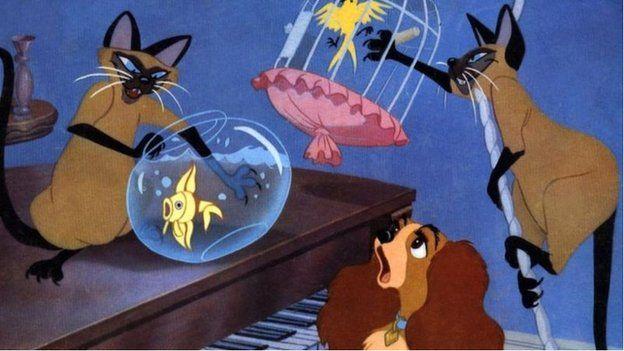 儿童世界并不单纯?迪士尼经典卡通添加种族警语